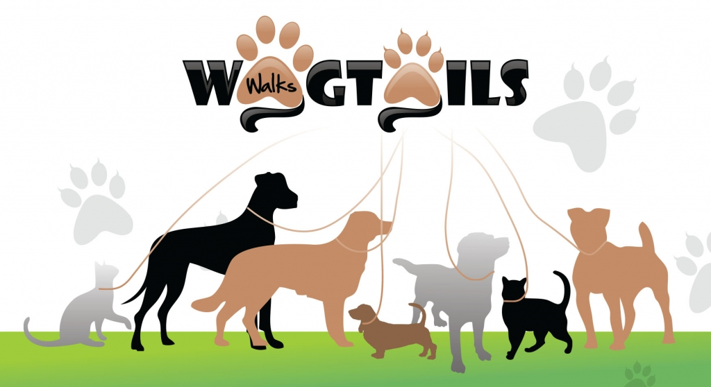 Wagtails Walks logo